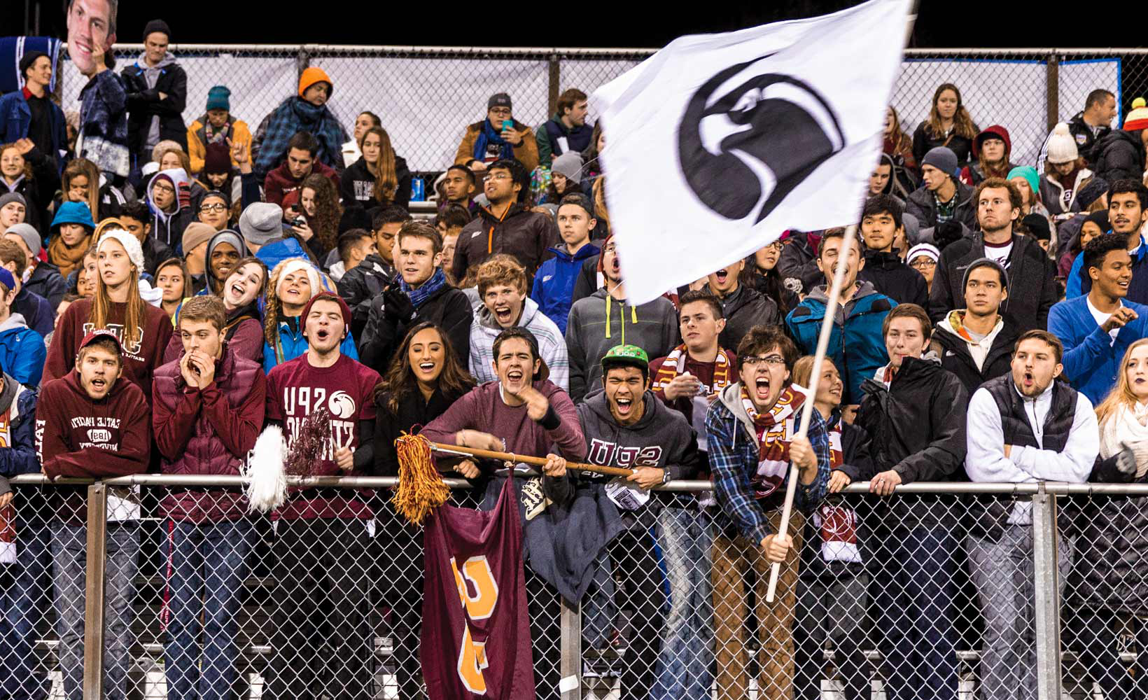 SPU Men's Soccer Game